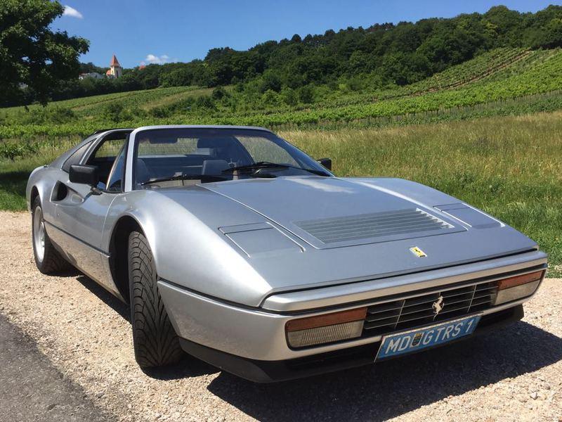 1986 Ferrari 328 Gts Kus Classic Cars
